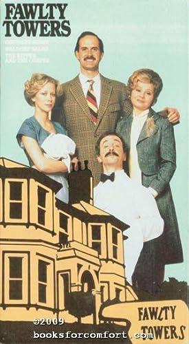 Fawlty Towers, VHS Tape: BBC Enterprises Ltd