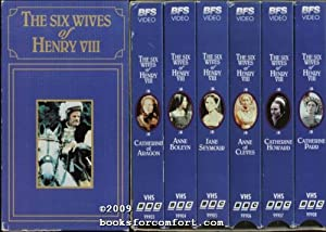 The Six Wives of Henry VIII Collection Set, 6 VHS Videos: BBC Enterprises Ltd