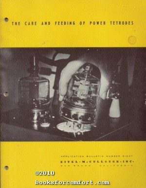 The Care and Feeding of Power Tetrodes: Field Engineering Dept