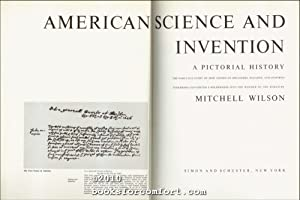 American Science and Invention, A Pictorial History: Mitchell Wilson
