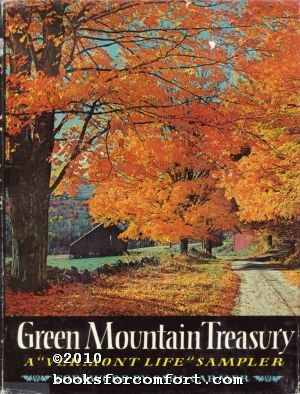 Green Mountain Treasury, A Vermont Life Sampler: Walter Hard Jr,