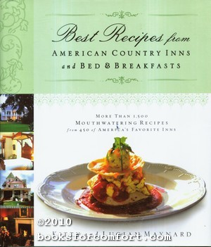 Best Recipes from American Country Inns and: Kitty & Lucian