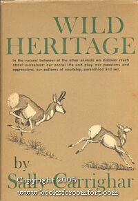 Wild Heritage: Sally Carrighar