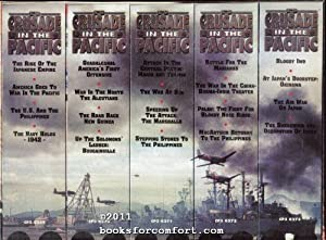 Crusade in the Pacific 10 VHS Videos Boxed Set: Madacy Entertainment