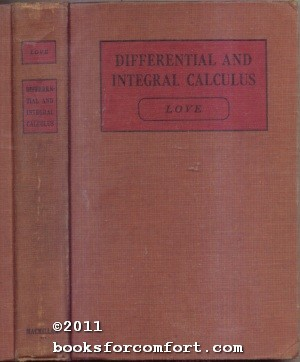 differential integral calculus - Used - Seller-Supplied