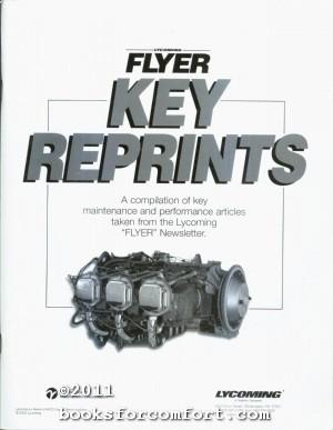 Lycoming Flyer Key Reprints: Lycoming Flyer