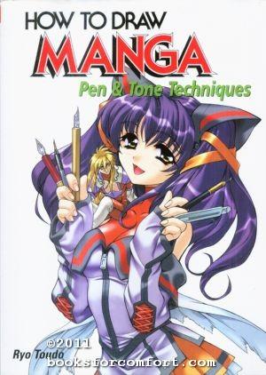 How to Draw MANGA: Pen & Tone: Ryo Toudo