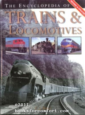The Encyclopedia of Trains & Locomotives: C J Riley