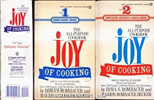 Joy of Cooking, 2 Volume Gift Pack: Irma S Rombauer