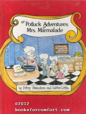 The Potluck Adventures of Mrs. Marmalade: Patsy Swendson