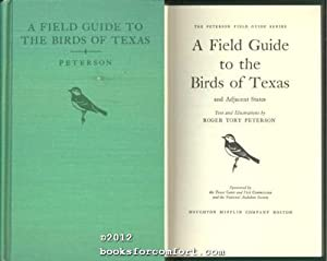 A Field Guide to the Birds of: Roger Tory Peterson