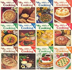 Family Circle ABZs of Cooking, 12 Volume Set: Lucy Wing, Editor