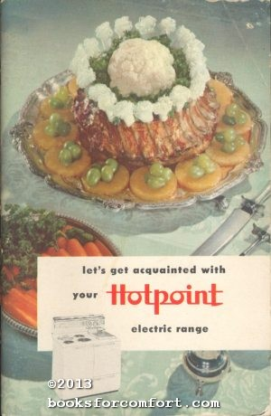 Lets Get Acquainted With Your Hotpoint Electric: Virginia Francis