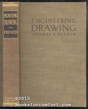 A Manual of Engineering Drawing for Students: Thomas E French