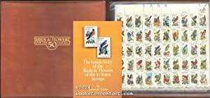 The Birds & Flowers of the 50 States, Album, Book & 200 Stamps: Belmont Faries