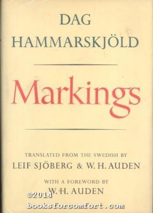 Markings: Dag Hammarskjold