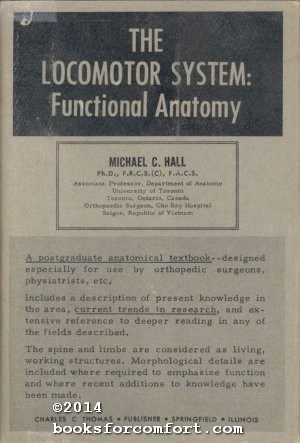 The Locomotor System: Functional Anatomy