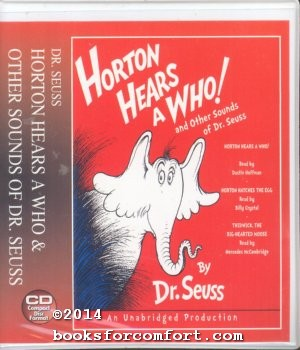 Horton Hears a Who! And Other Sounds: Dr Seuss