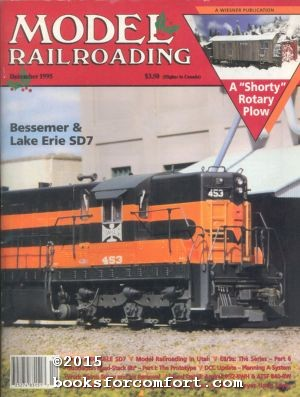 Model Railroading Vol 25 No 12 December: Randall B Lee,