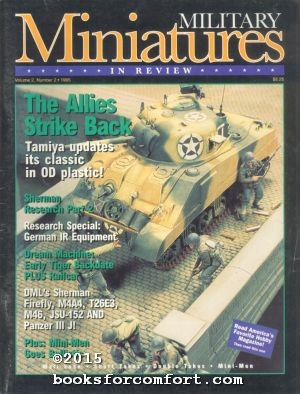 Military Miniatures In Review Vol 2 No: Pat Stansell, Editor