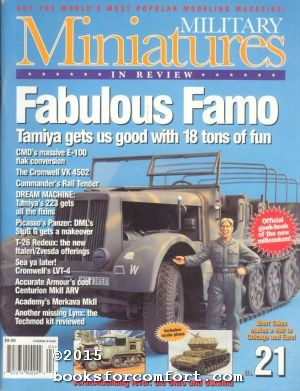 Military Miniatures In Review No 21: Pat Stansell, Editor