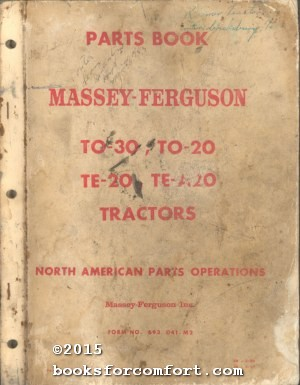 massey ferguson - First Edition - AbeBooks