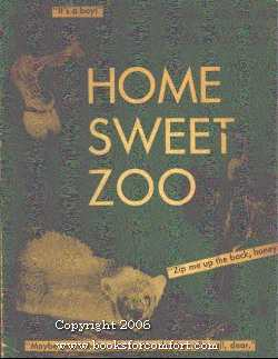 Home Sweet Zoo: Clare Barnes Jr
