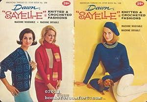 Dawn Sayelle Knitted & Crocheted Fashions Star: American Thread Co