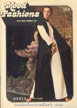 Mood Fashions Star Book Number 234: American Thread Co