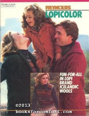 Reynolds Lopi Color Volume 12: Reynolds Yarns Inc