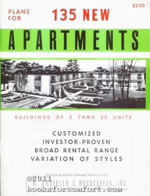 Plans for 135 New Apartments: L M Bruinier