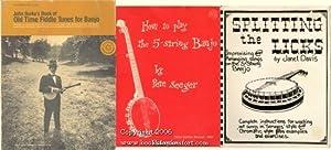 John Burke's Book of Old Time Fiddle: John Burke; Janet