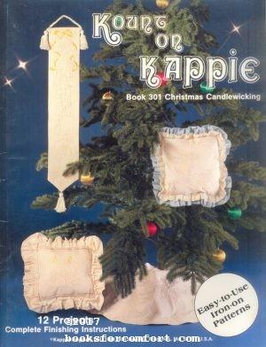 Kount on Kappie Book 301 Christmas Candlewicking: Ronnye