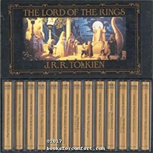 The Lord of the Rings Prepared for: J R R