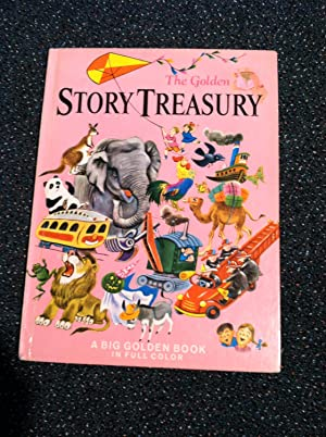 The Golden Story Treasury: Unknown Author