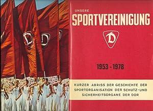 Dynamo. Ein Almanach. Redaktionskommission: Heinz Eggebrecht, Herbert