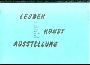 2. Lesbenkunstausstellung '89.