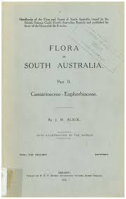 Flora of South Australia Part II