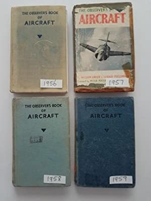 The Observer's Book of Aircraft - 1956: William Green &