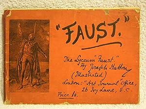 "FAUST."" The Lyceum ""Faust."" By Joseph Hatton: Hatton, Joseph"
