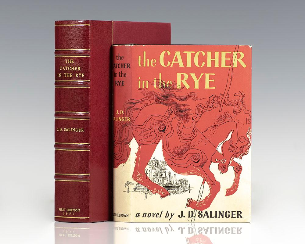 catcher in the rye identity and belonging The innate desire to belong and ramifications of not belonging are clearly represented within 'romulus my father' the struggles of belonging in the self-absorbed organized society of jd salinger is able to prove that a sense of belonging comes from a sense of identity within 'the catcher in the rye.