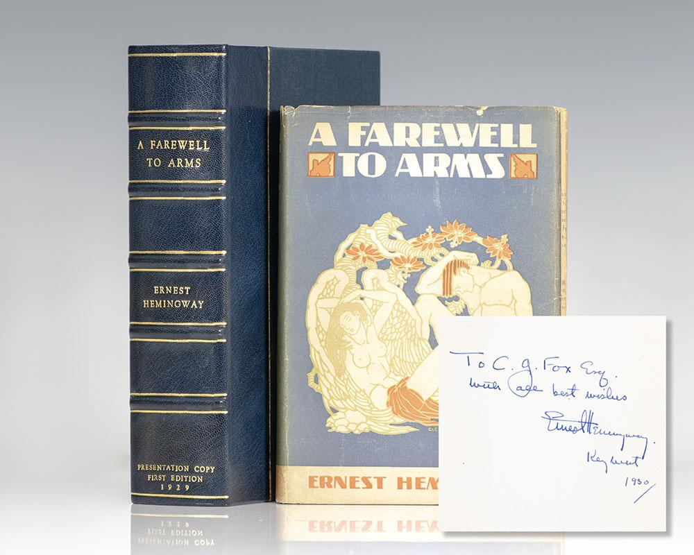 farewell to arms hemingway hero portrayal A farewell to arms: the hemingway code hero ernest hemingway's 1914-1918 autobiographical novel, a farewell to arms, takes place on the italian front during world war i frederic henry, the main character, is a young american ambulance driver for the italian army during the war.