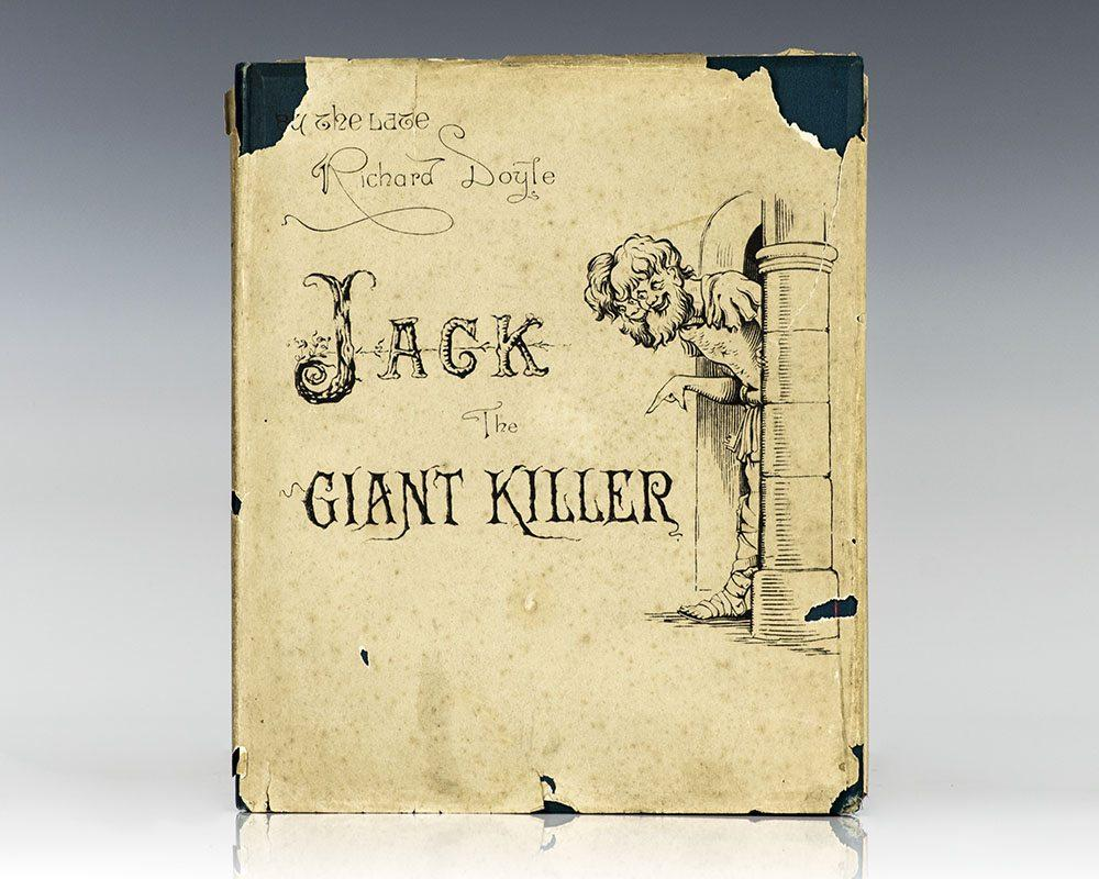 Jack the Giant Killer. Doyle, Richard Hardcover