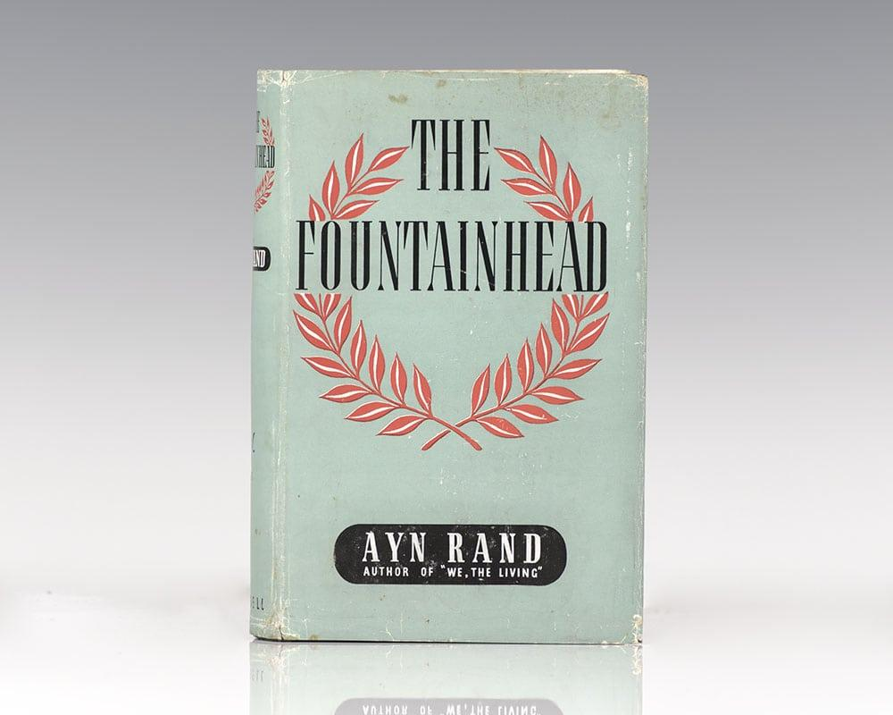 an essay on ayn rand the fountainhead Rand's novels — particularly the fountainhead (1943) and atlas shrugged (1957) — offer an original conception of what a moral life looks like, one that is demanding and uncompromising, but which thoroughly rejects the ideal of self-sacrifice in short, what rand offers is a new ideal, one based on a new conception of what is noble and on.