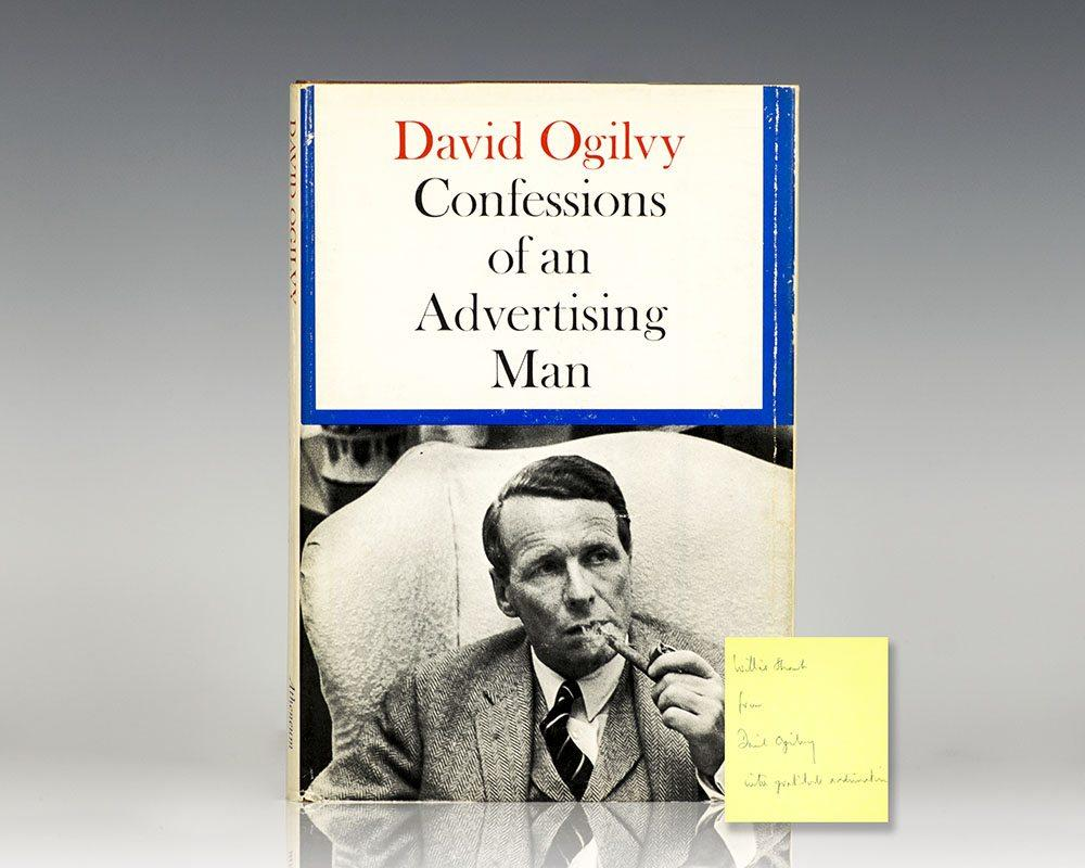Confessions of an Advertising Man. Ogilvy, David