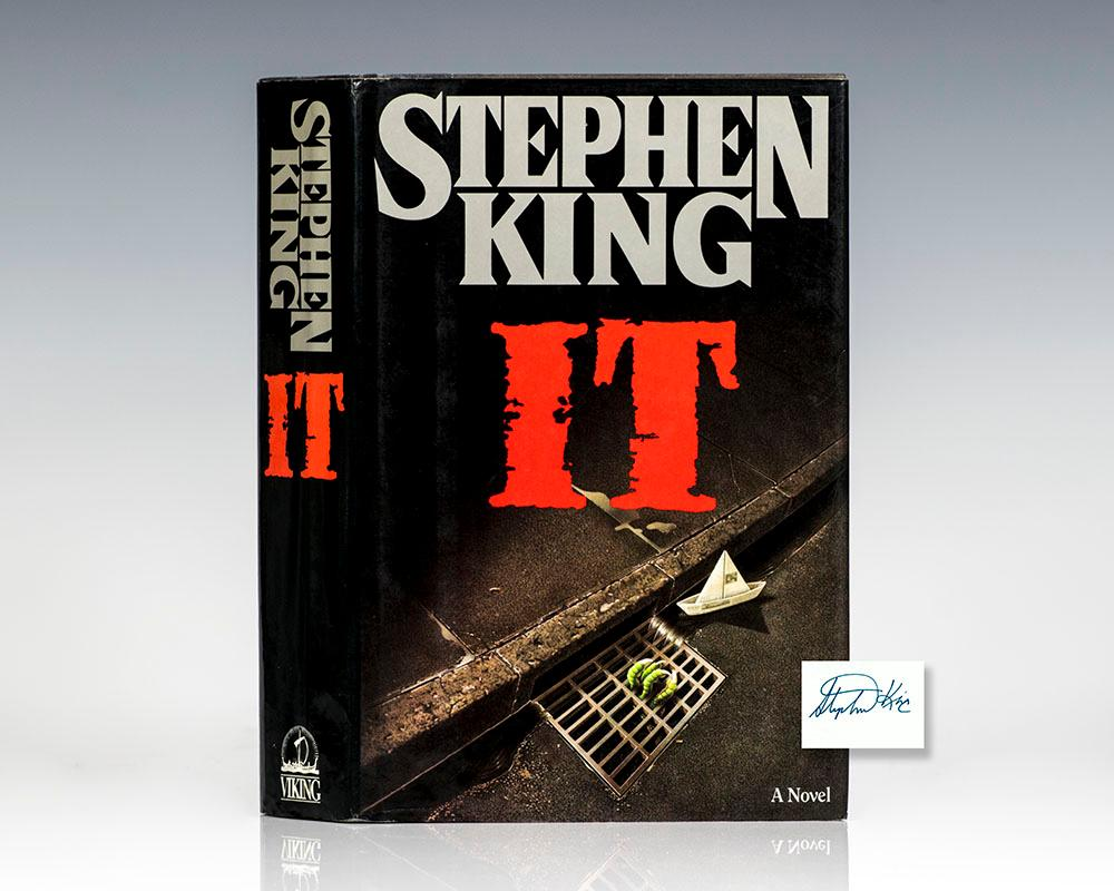 It. King, Stephen Hardcover
