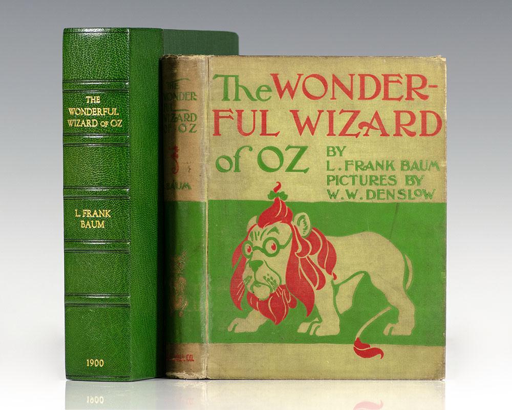 The Complete Wizard Of Oz Custom 5 Volume Gift Set New Hardbacks by L Frank Baum Antyki i Sztuka