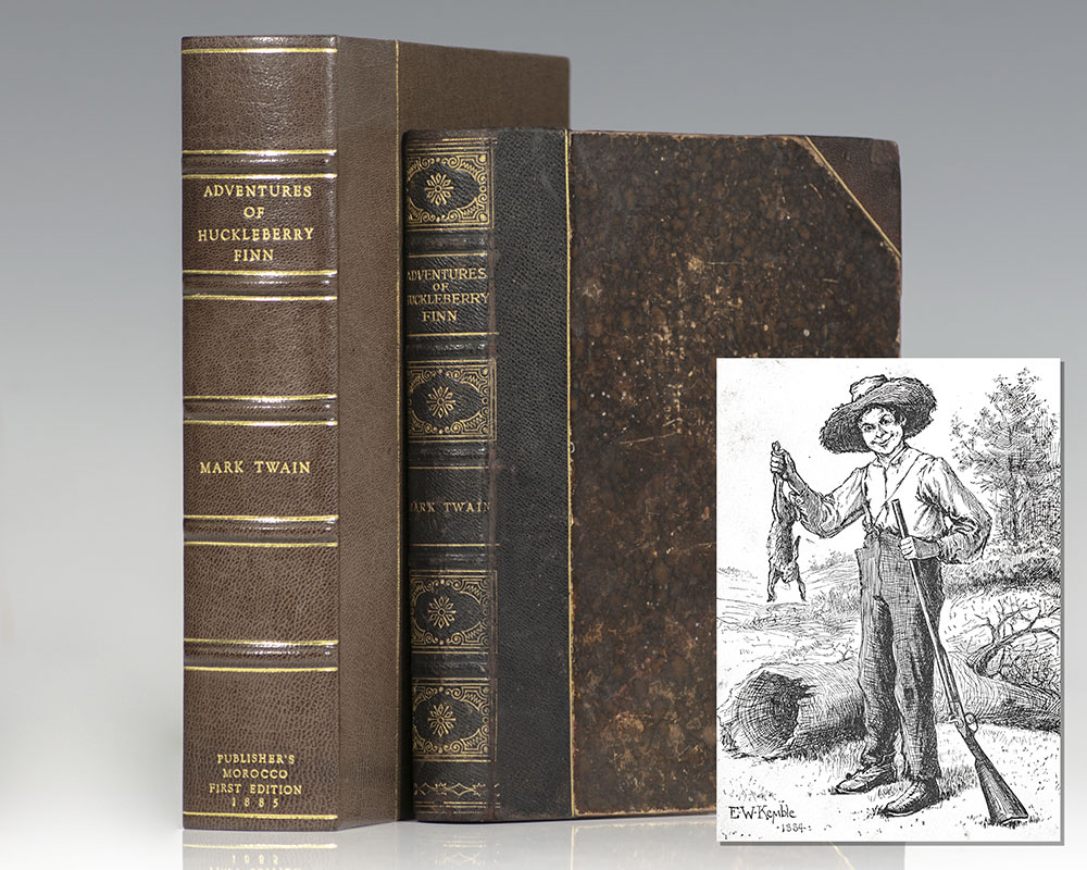 Mark Twain AbeBooks