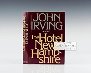 The Hotel New Hampshire.: Irving, John
