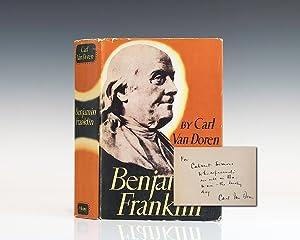 Benjamin Franklin.: Van Doren, Carl